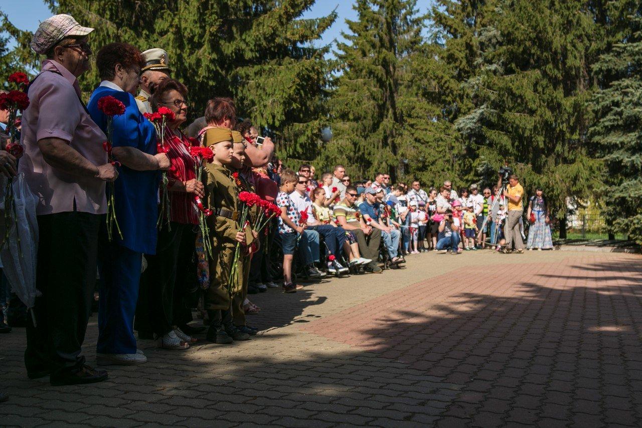 Профсоюз «Правда» организовал поездку в Прохоровку для наследников Великой Победы, фото-10