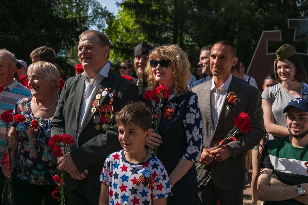 Профсоюз «Правда» организовал поездку в Прохоровку для наследников Великой Победы, фото-2