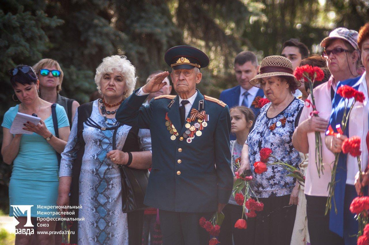 Профсоюз «Правда» организовал поездку в Прохоровку для наследников Великой Победы, фото-5
