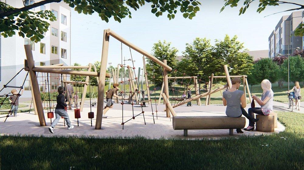 Блогер Варламов похвалил детскую площадку, которая не понравилась белгородцам, фото-2