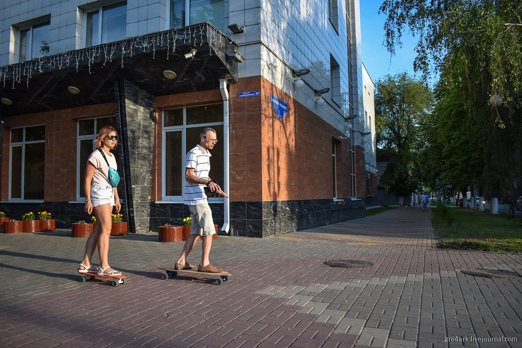 «Чистота и плохой вкус». Урбанист Аркадий Гершман оценил Белгород, фото-1