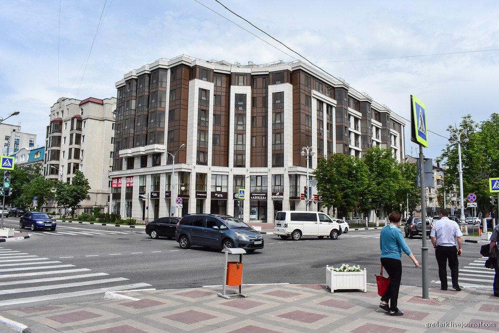 «Чистота и плохой вкус». Урбанист Аркадий Гершман оценил Белгород, фото-7