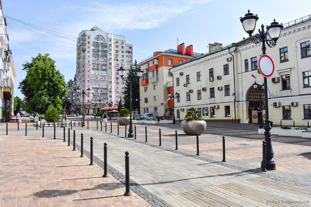 «Чистота и плохой вкус». Урбанист Аркадий Гершман оценил Белгород, фото-3