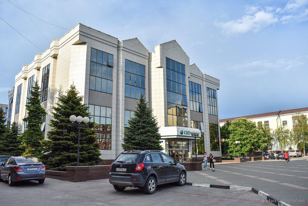 «Чистота и плохой вкус». Урбанист Аркадий Гершман оценил Белгород, фото-6