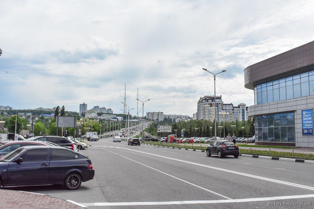 «Чистота и плохой вкус». Урбанист Аркадий Гершман оценил Белгород, фото-5