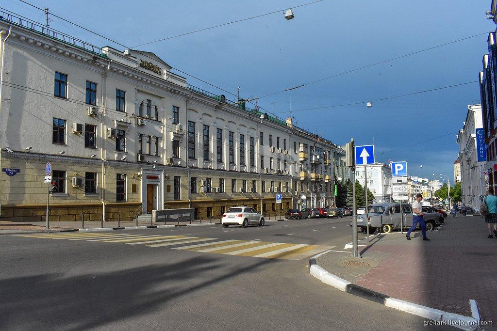 «Чистота и плохой вкус». Урбанист Аркадий Гершман оценил Белгород, фото-2