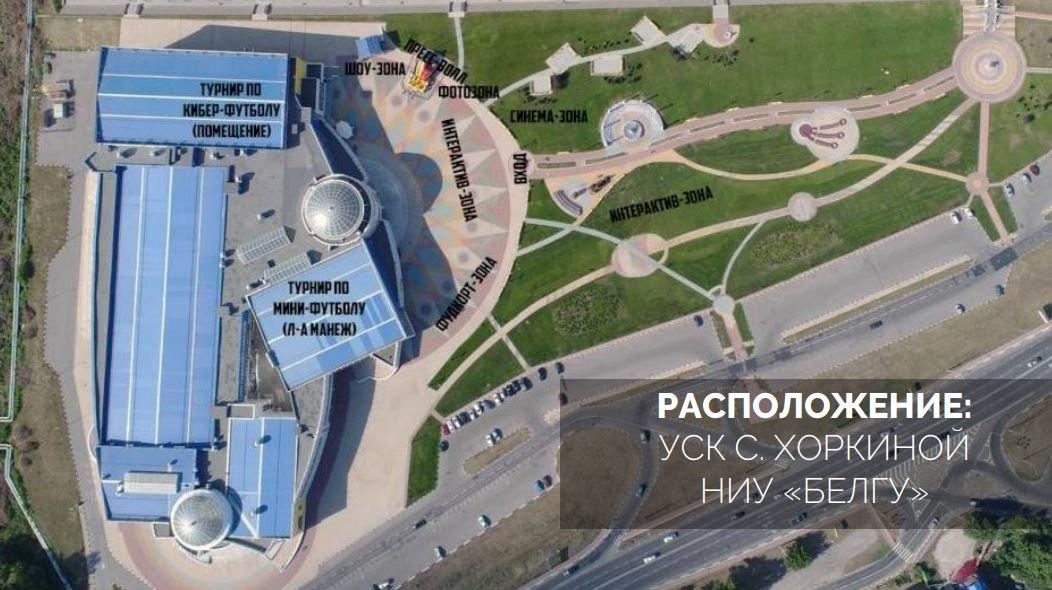В УСК Светланы Хоркиной пройдёт фестиваль футбола, фото-1