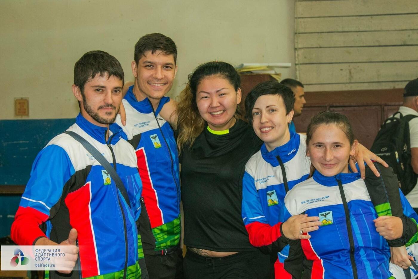 В Белгороде прошёл открытый личный Чемпионат по пулевой стрельбе среди лиц с нарушением слуха, фото-4
