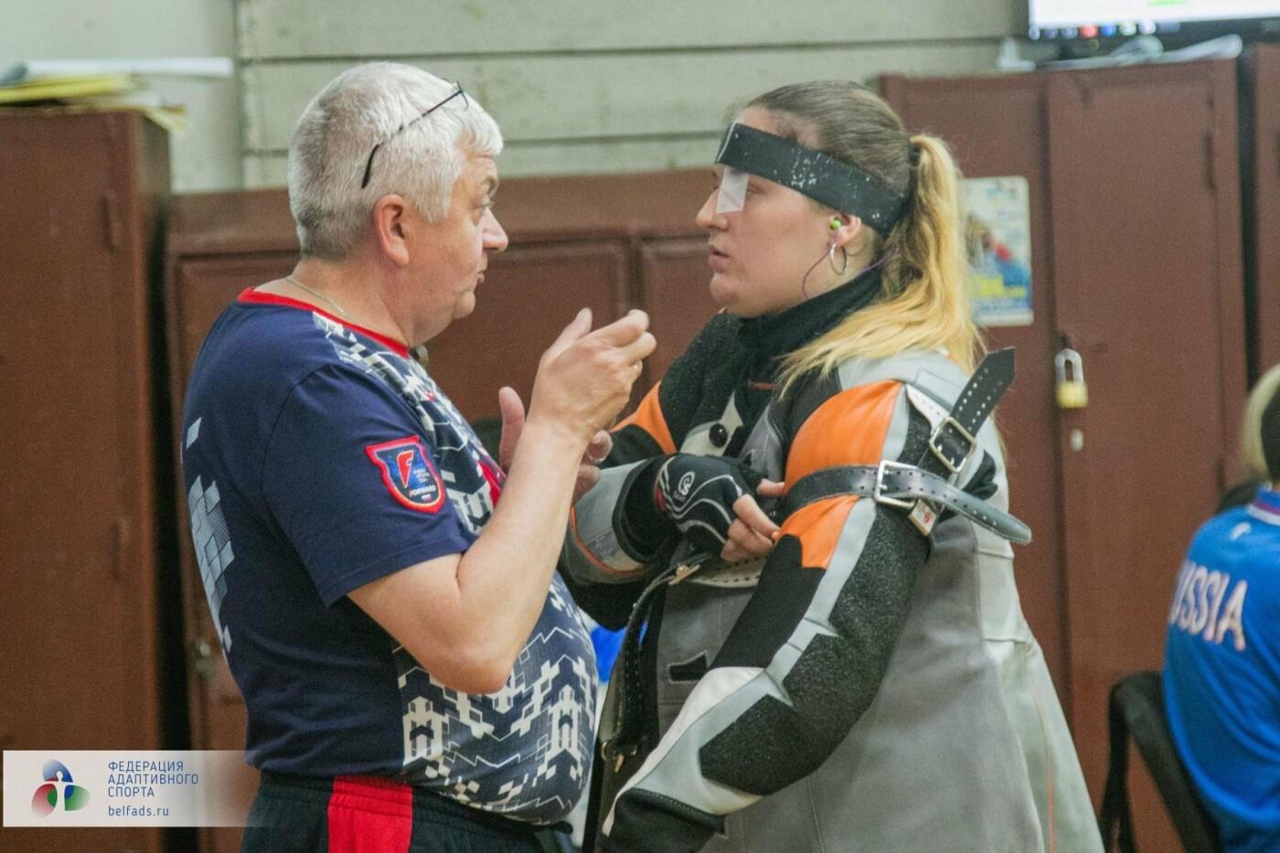 В Белгороде прошёл открытый личный Чемпионат по пулевой стрельбе среди лиц с нарушением слуха, фото-8