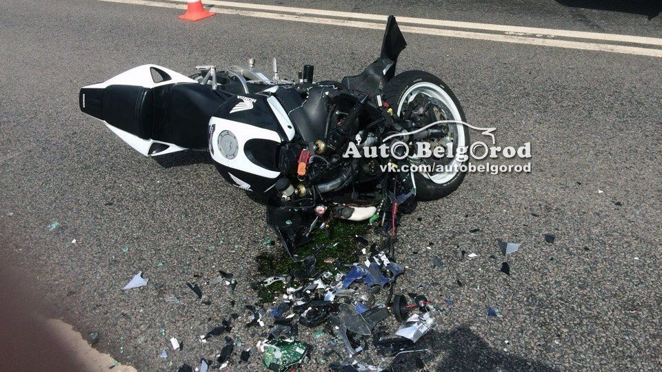 В Белгороде в ДТП погиб ещё один мотоциклист , фото-1