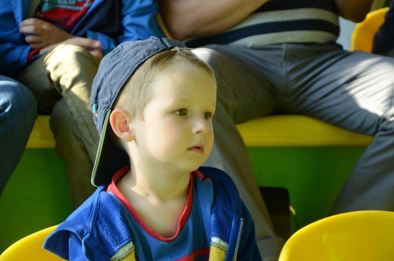 В Зелёном театре парка Ленина начались пятничные бесплатные концерты для детей , фото-1