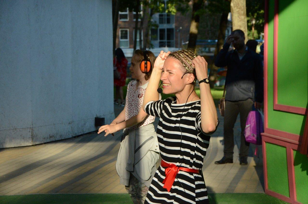 В Зелёном театре парка Ленина начались пятничные бесплатные концерты для детей , фото-4
