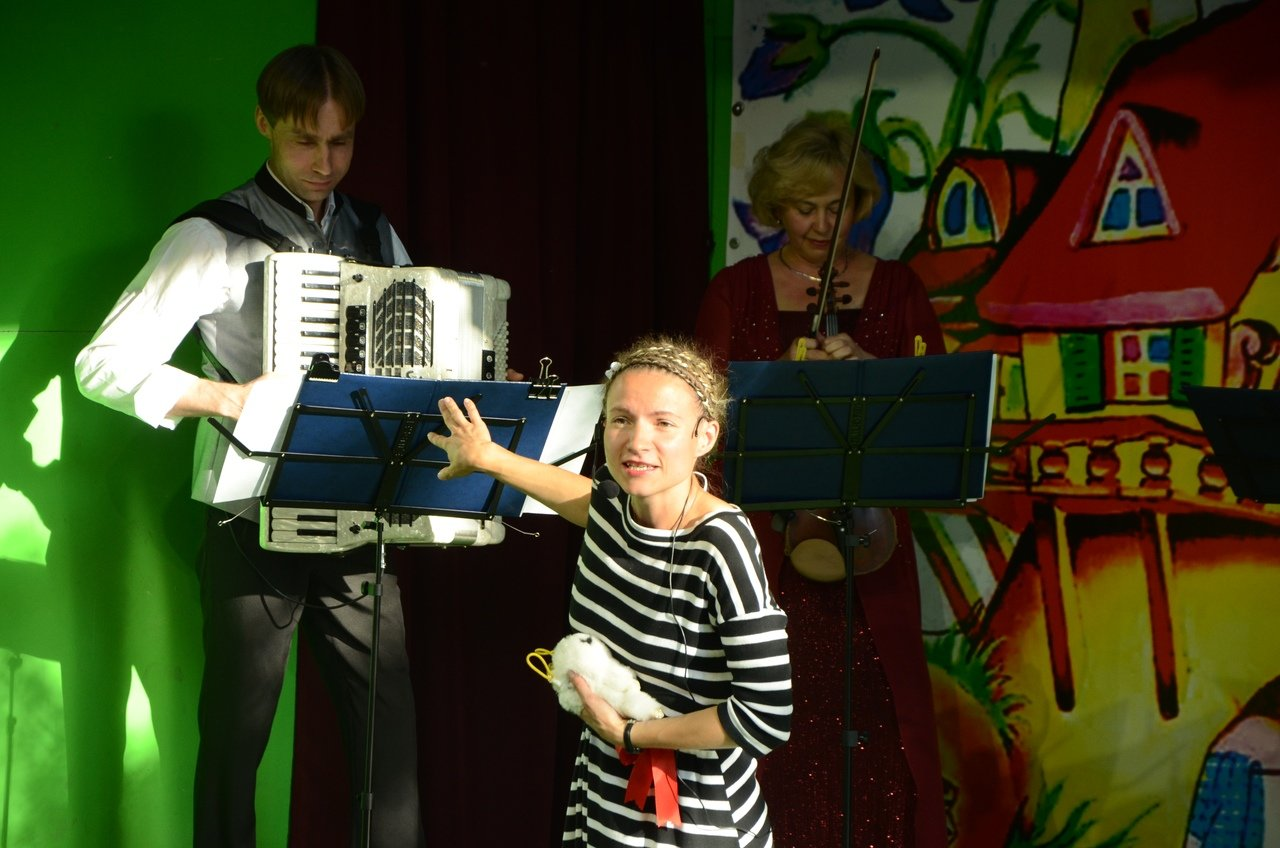 В Зелёном театре парка Ленина начались пятничные бесплатные концерты для детей , фото-3