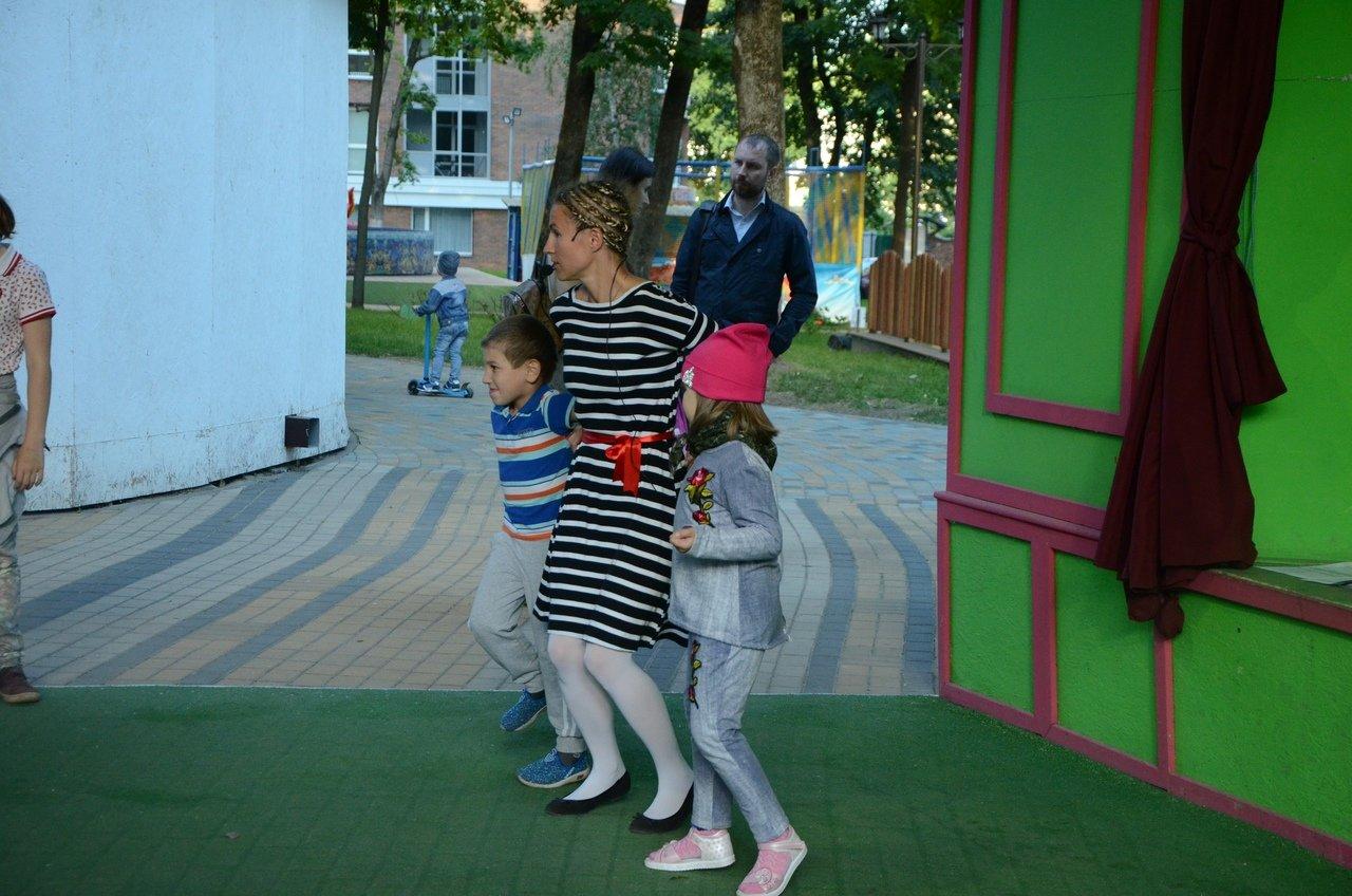 В Зелёном театре парка Ленина начались пятничные бесплатные концерты для детей , фото-6