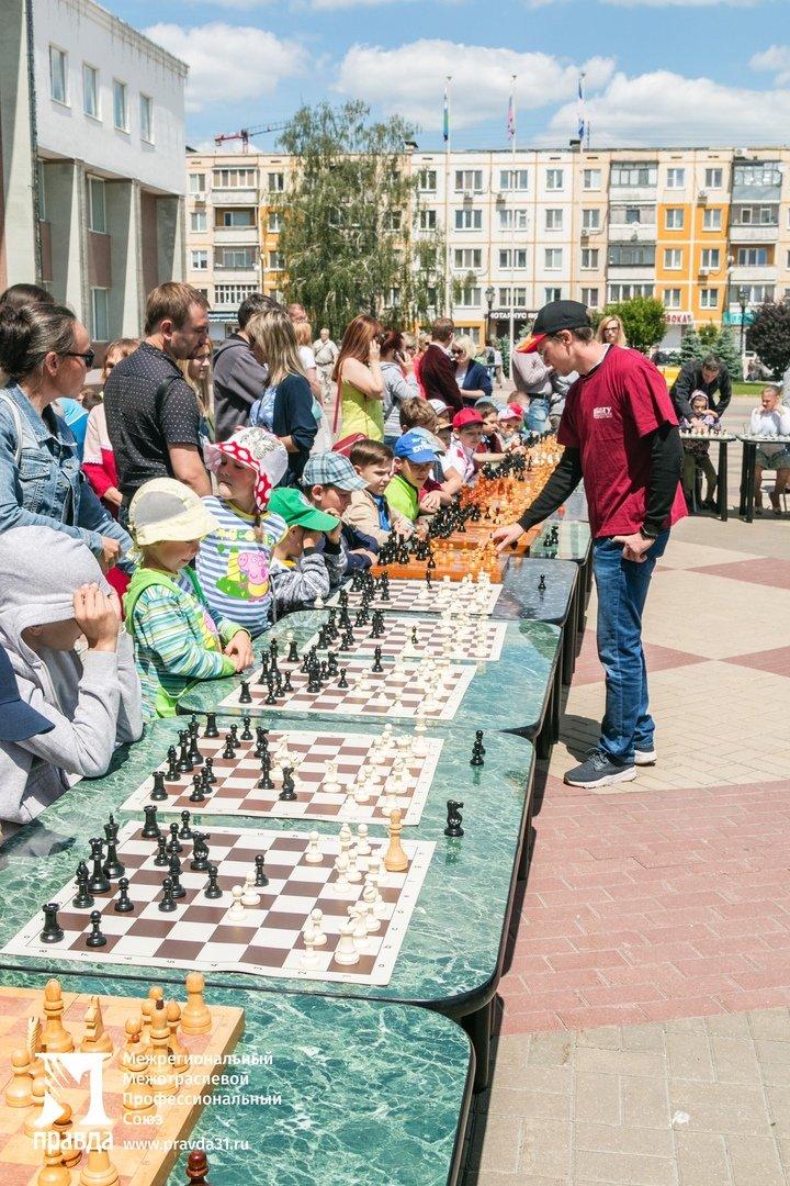 Детский шахматный турнир провели в Белгороде при поддержке профсоюза «Правда», фото-9