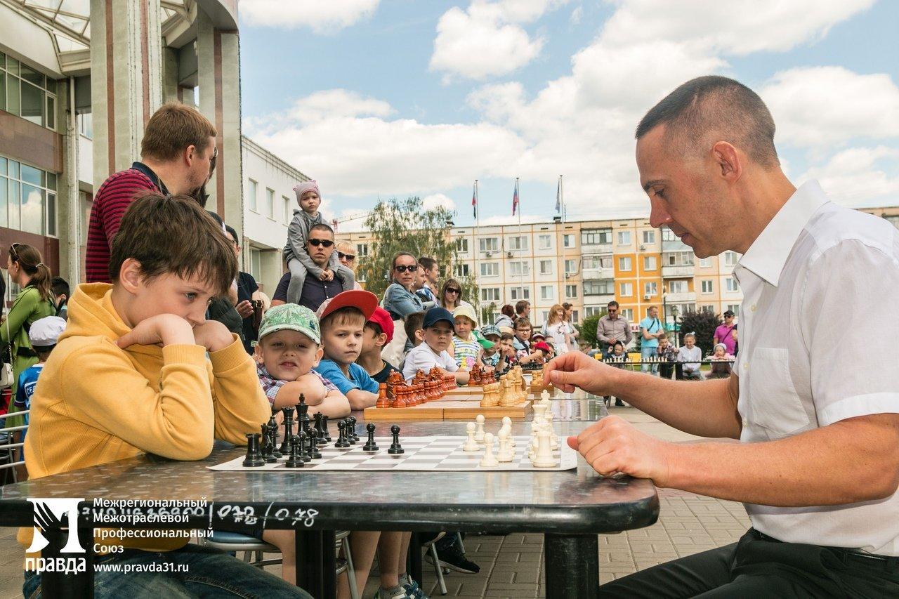 Детский шахматный турнир провели в Белгороде при поддержке профсоюза «Правда», фото-5