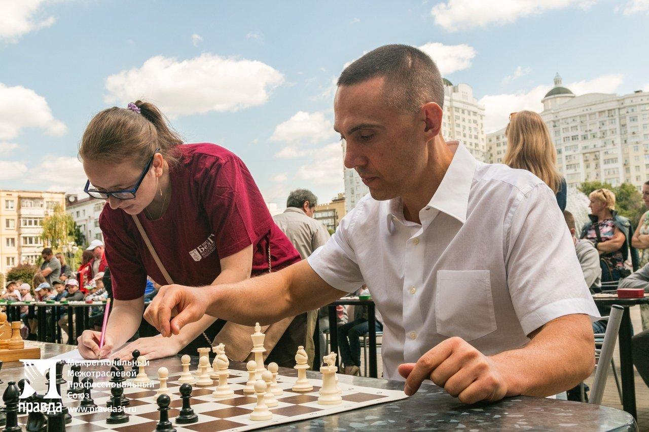 Детский шахматный турнир провели в Белгороде при поддержке профсоюза «Правда», фото-6