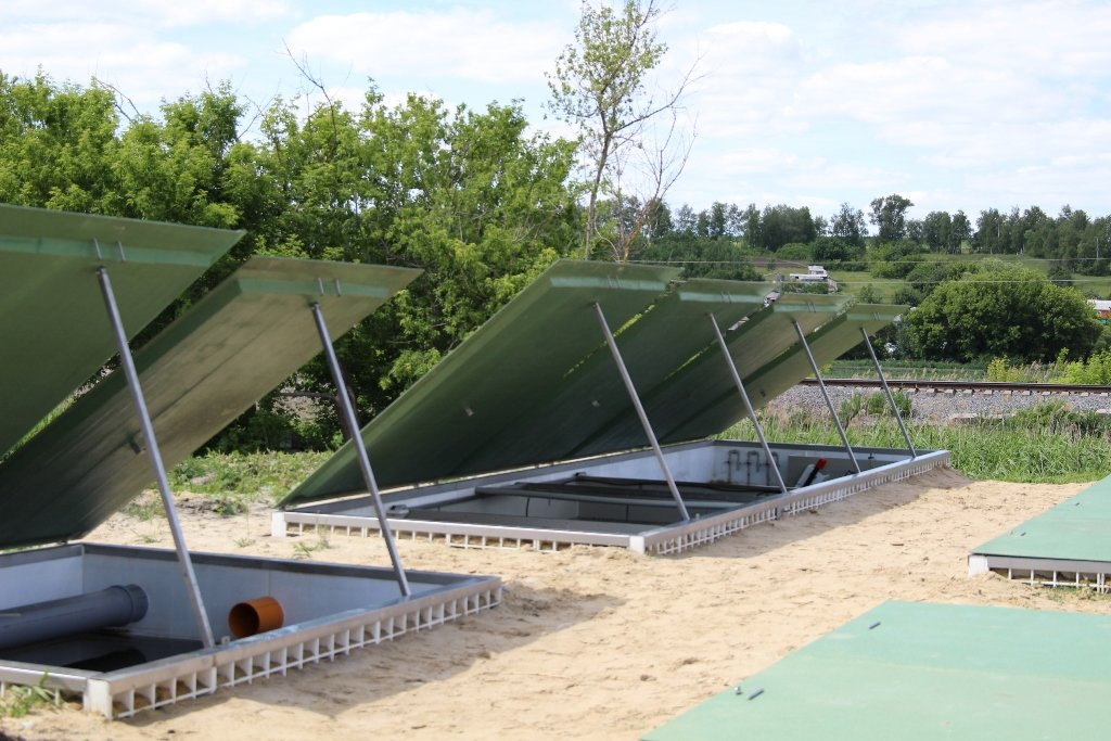 В Пушкарном запустили очистные сооружения, фото-2