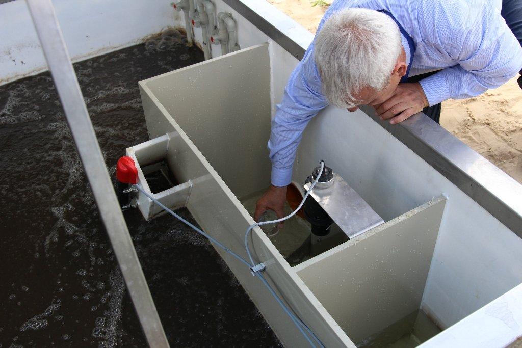 В Пушкарном запустили очистные сооружения, фото-3
