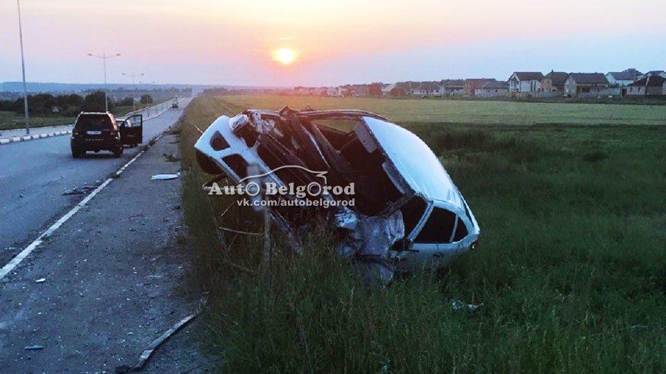 В Белгороде разбился мотоциклист, фото-6