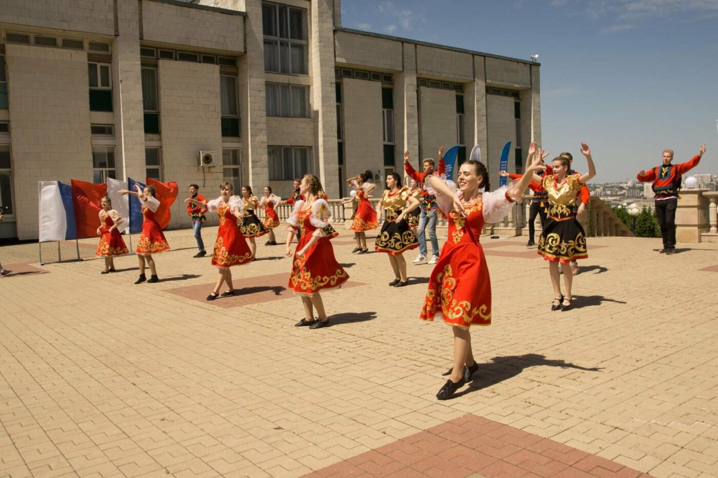 Студенты «Технолога» поучаствовал во флешмобе «Русь танцевальная» , фото-2