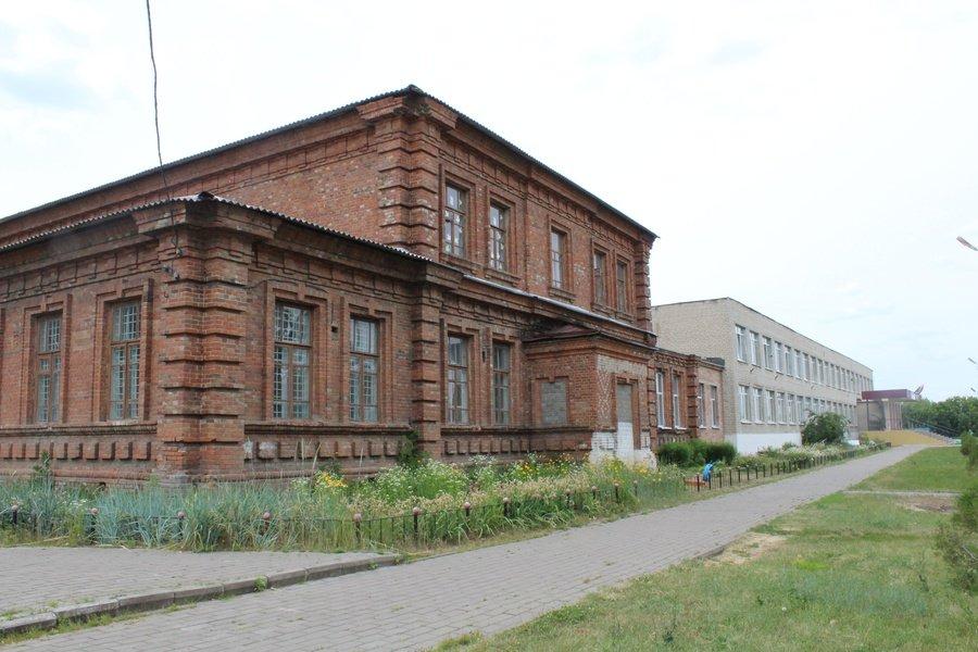 В Старом Осколе отремонтируют здание школы 19 века постройки, фото-1