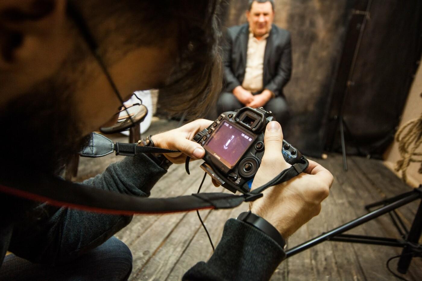 Главный редактор сайта Go31 Мария Литвинова стала соавтором фотопроекта о жизни без зрения «Я так вижу», фото-17