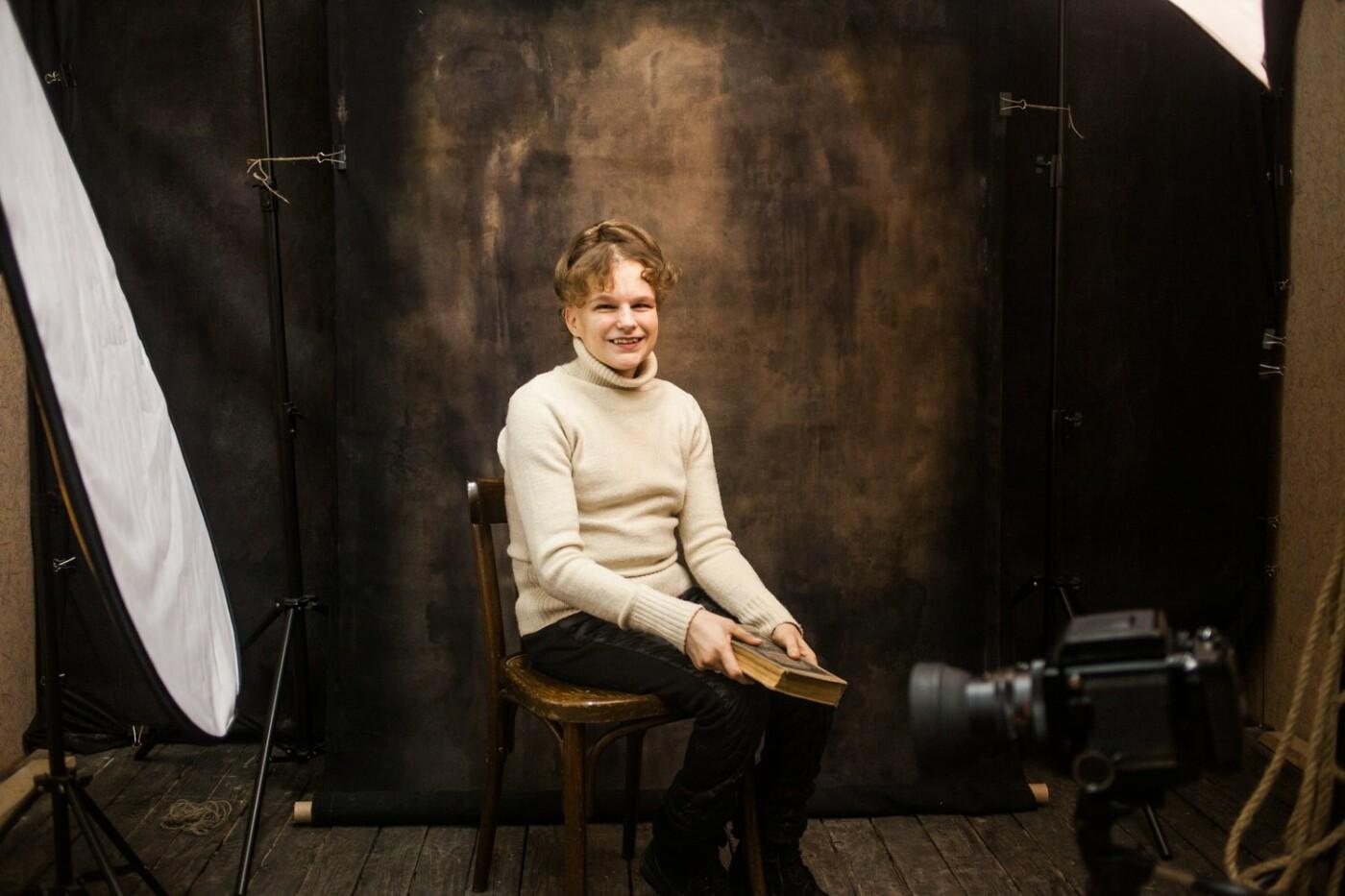 Главный редактор сайта Go31 Мария Литвинова стала соавтором фотопроекта о жизни без зрения «Я так вижу», фото-6