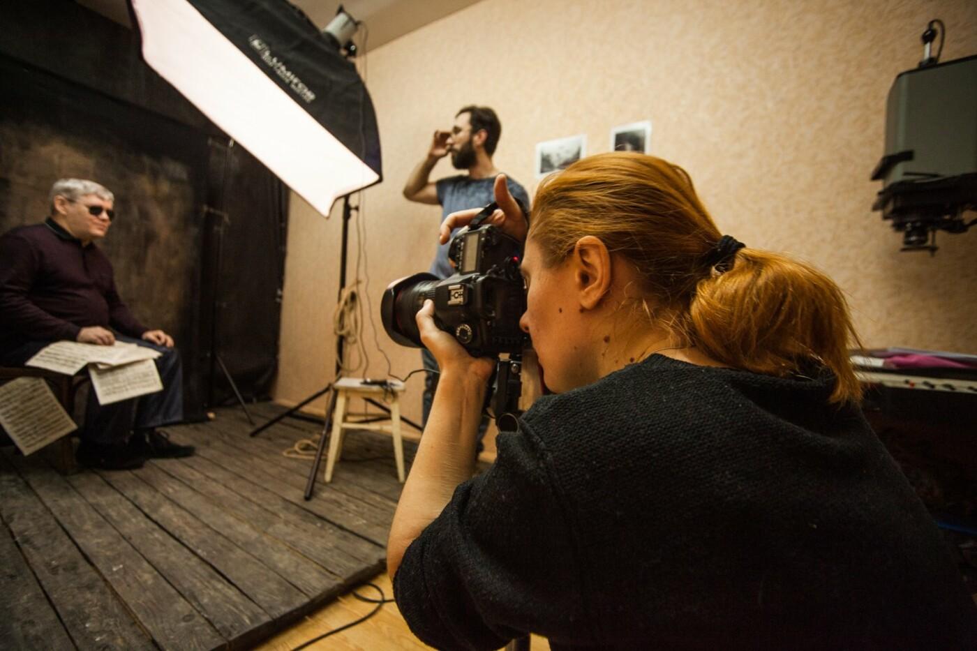 Главный редактор сайта Go31 Мария Литвинова стала соавтором фотопроекта о жизни без зрения «Я так вижу», фото-8