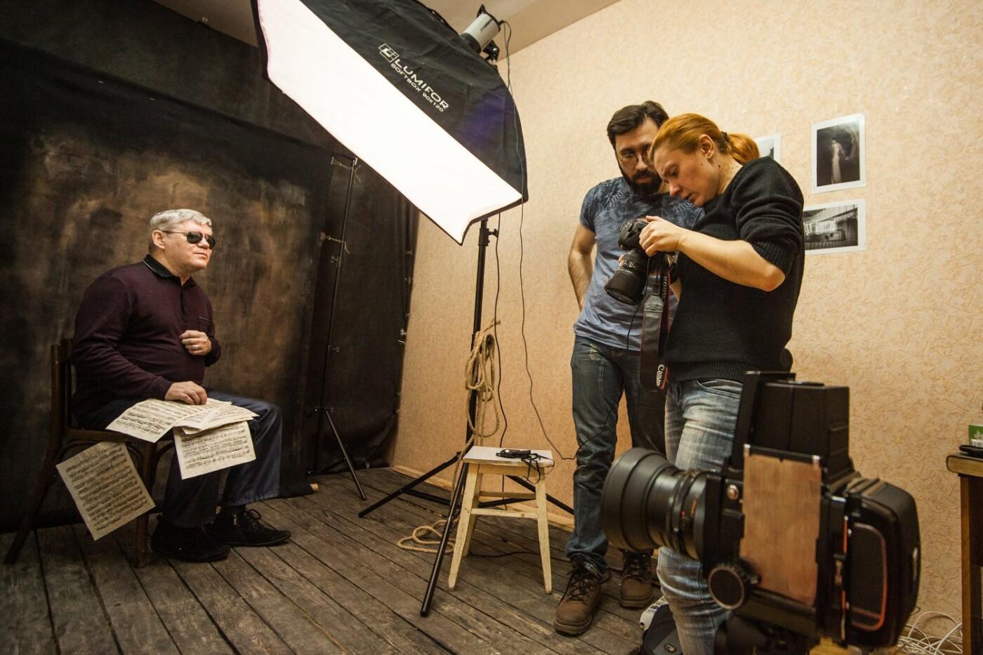 Главный редактор сайта Go31 Мария Литвинова стала соавтором фотопроекта о жизни без зрения «Я так вижу», фото-10