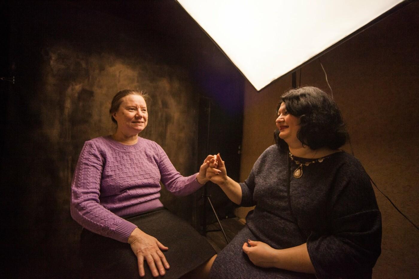 Главный редактор сайта Go31 Мария Литвинова стала соавтором фотопроекта о жизни без зрения «Я так вижу», фото-9