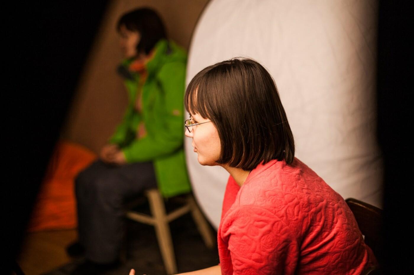Главный редактор сайта Go31 Мария Литвинова стала соавтором фотопроекта о жизни без зрения «Я так вижу», фото-14
