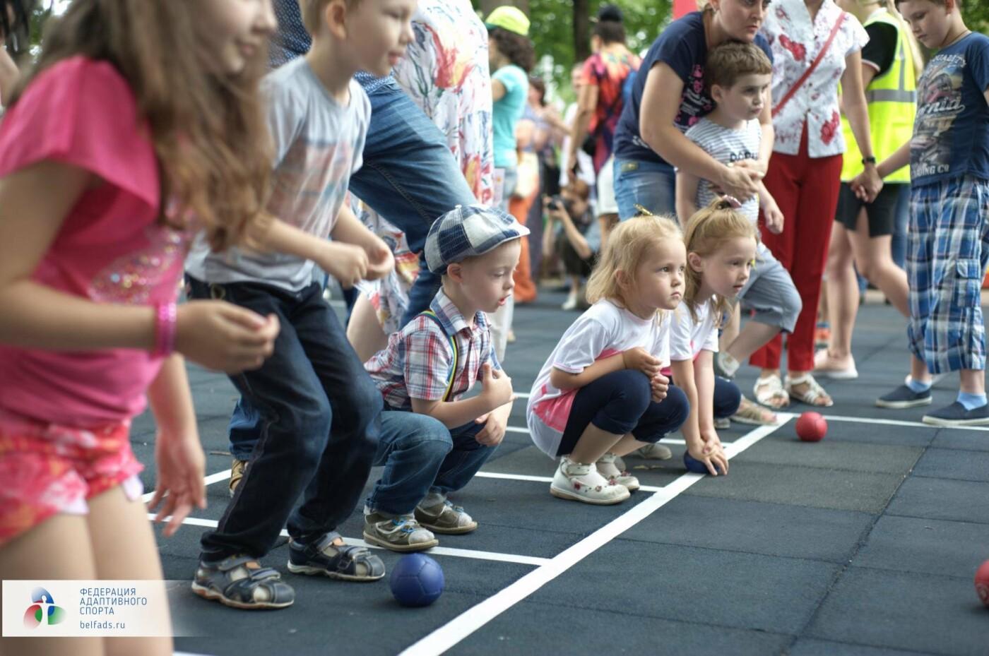 В Белгороде прошёл первый инклюзивный фестиваль «Позвольте мне победить» для детей и подростков с ментальными нарушениями, фото-19