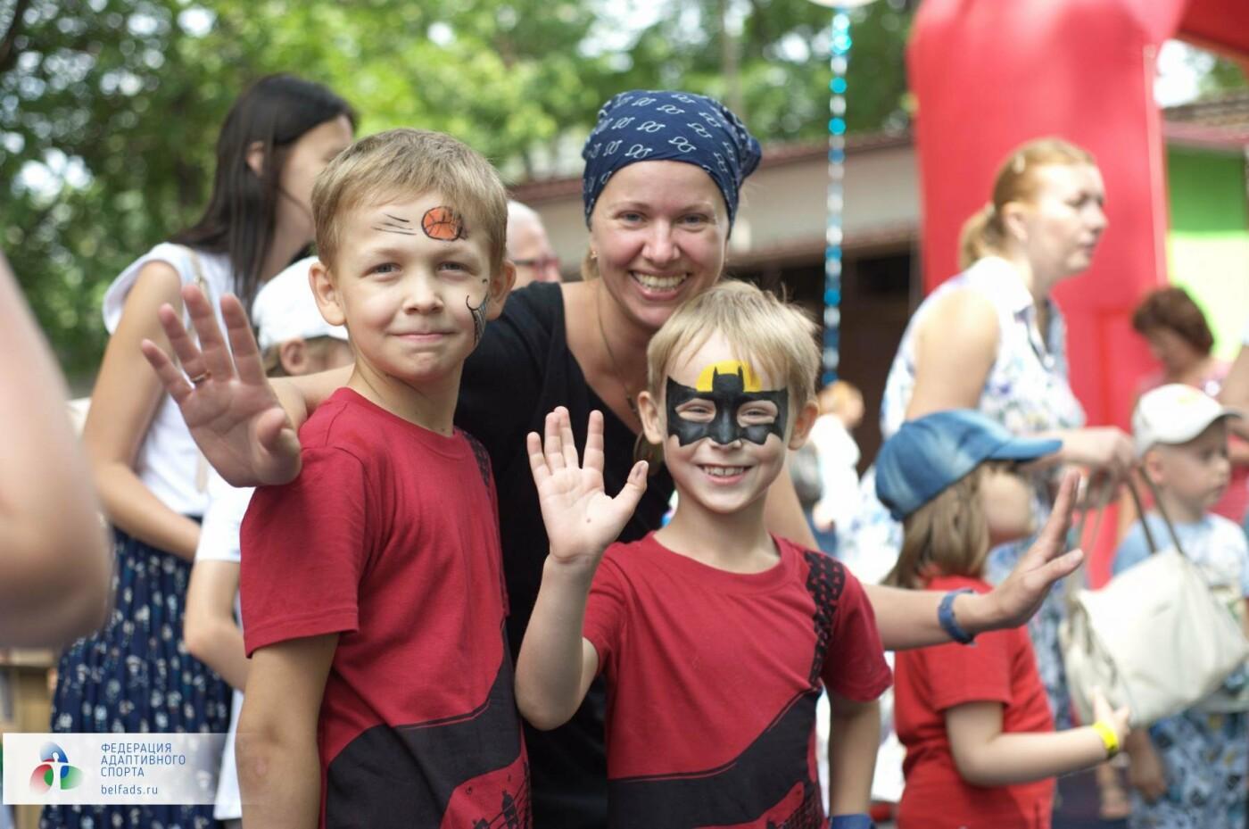 В Белгороде прошёл первый инклюзивный фестиваль «Позвольте мне победить» для детей и подростков с ментальными нарушениями, фото-15