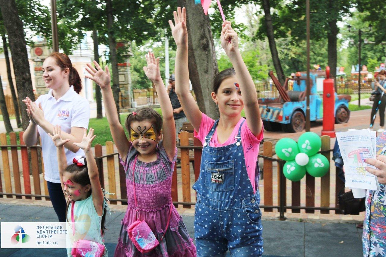В Белгороде прошёл первый инклюзивный фестиваль «Позвольте мне победить» для детей и подростков с ментальными нарушениями, фото-13