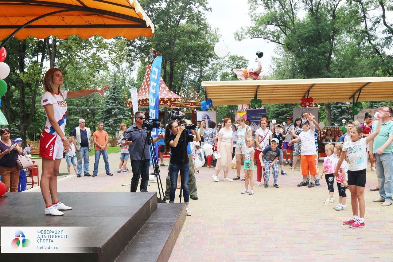 В Белгороде прошёл первый инклюзивный фестиваль «Позвольте мне победить» для детей и подростков с ментальными нарушениями, фото-14