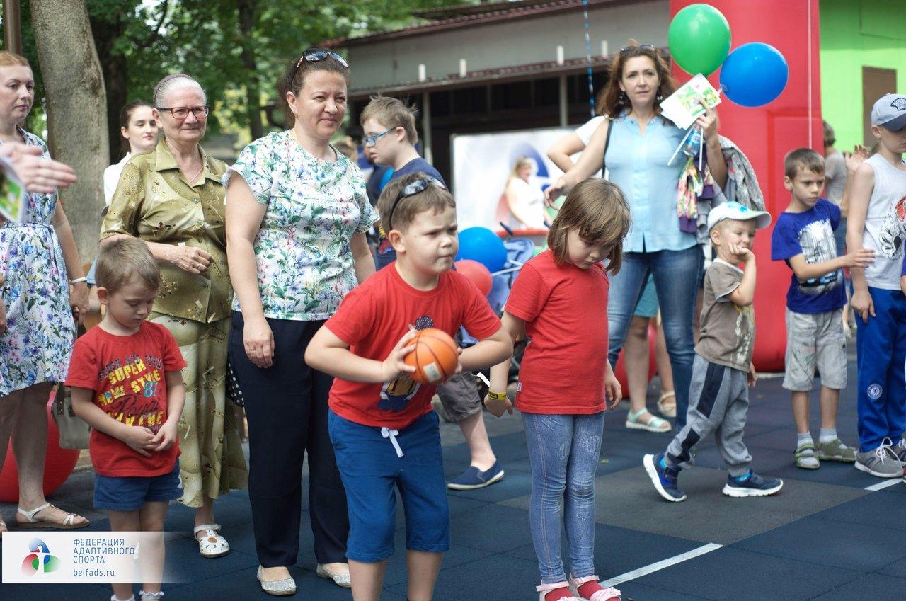 В Белгороде прошёл первый инклюзивный фестиваль «Позвольте мне победить» для детей и подростков с ментальными нарушениями, фото-2