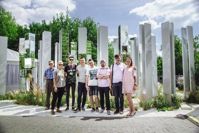 Проект белгородских ландшафтных дизайнеров оценили на выставке в Москве, фото-1