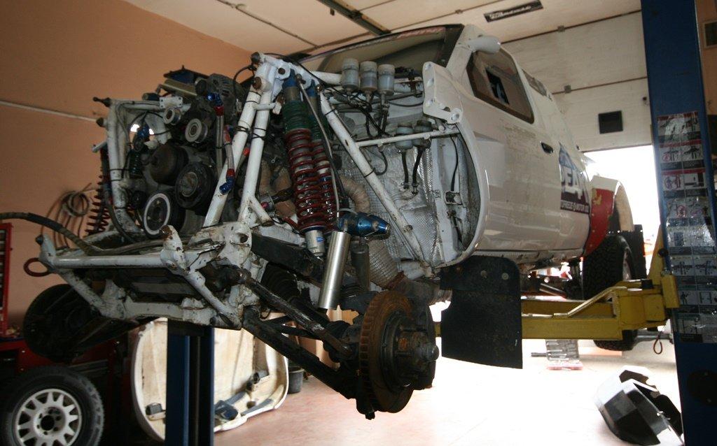 Команда АСК «Вираж» готовит свои авто к «Шёлковому пути», фото-4