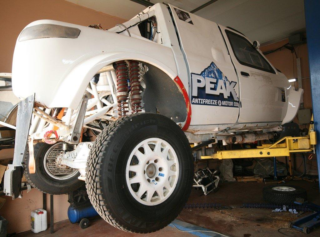 Команда АСК «Вираж» готовит свои авто к «Шёлковому пути», фото-5