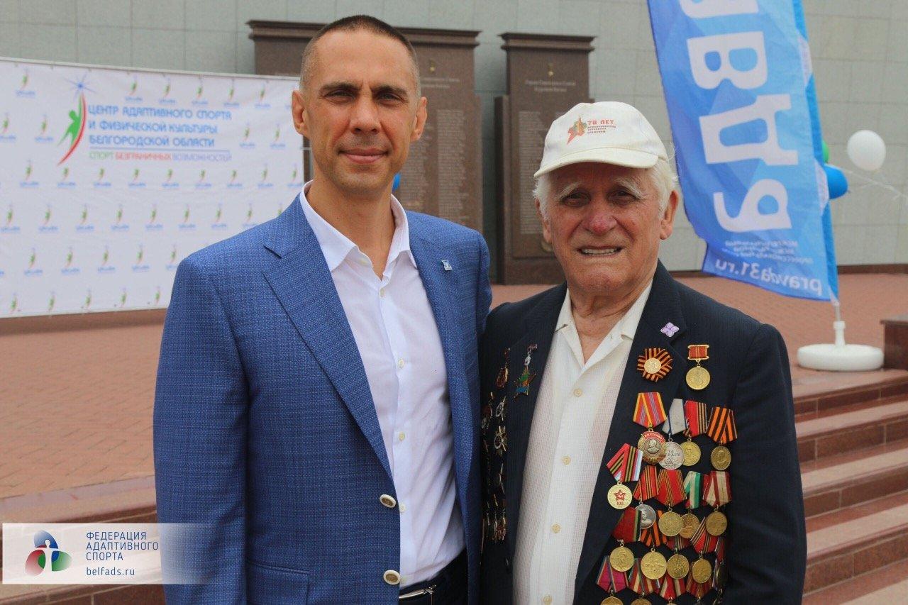 Ветераны Курской битвы принимают поздравления с 75-летним юбилеем легендарного сражения в годы Великой Отечественной войны, фото-2