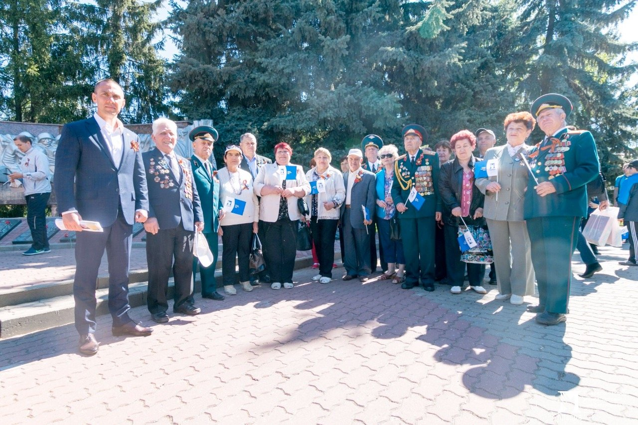 Ветераны Курской битвы принимают поздравления с 75-летним юбилеем легендарного сражения в годы Великой Отечественной войны, фото-5