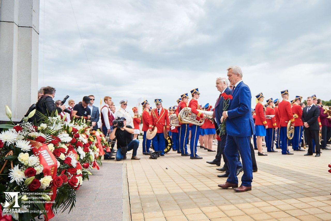 Фотовыставку «Герои среди нас» открыли на Третьем Ратном поле России, фото-2