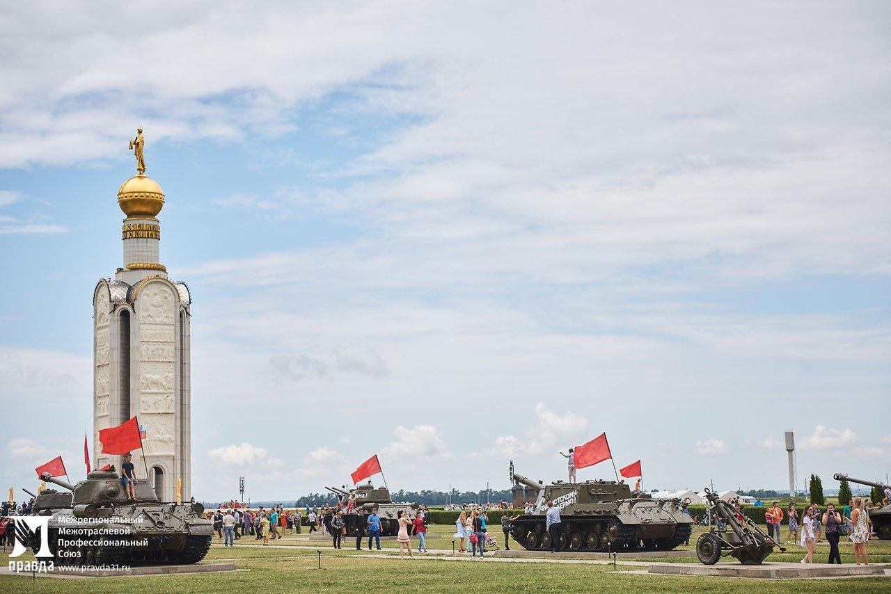 Фотовыставку «Герои среди нас» открыли на Третьем Ратном поле России, фото-6
