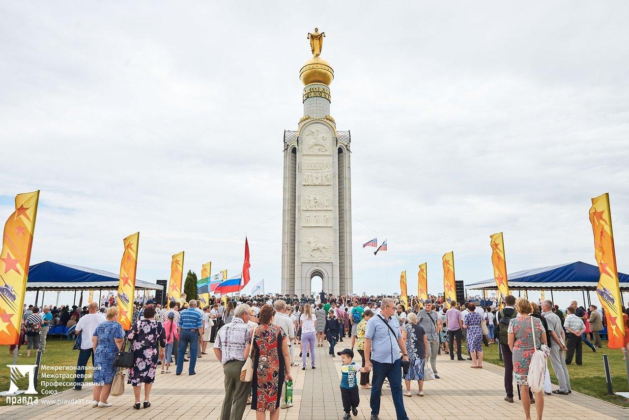Фотовыставку «Герои среди нас» открыли на Третьем Ратном поле России, фото-10