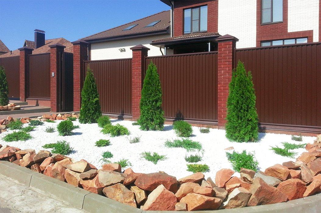 Чужими руками. «Зелёный мир» сделает ваш сад и двор красивыми, фото-7