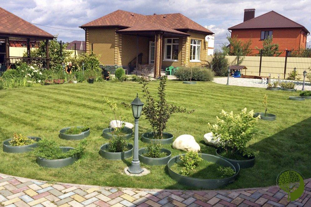 Чужими руками. «Зелёный мир» сделает ваш сад и двор красивыми, фото-8