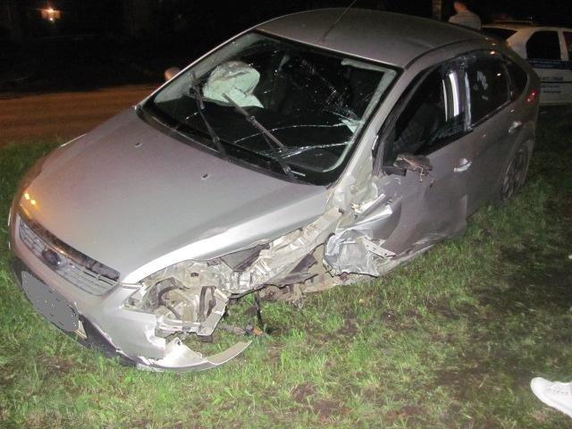 В Белгороде водитель «Форда» протаранил «Рено» и скрылся, фото-3