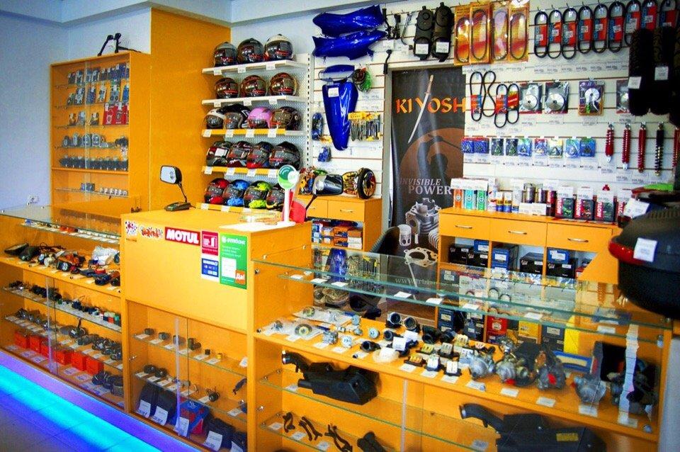В магазине «Скутер-31» распродажа мототехники до конца августа, фото-1