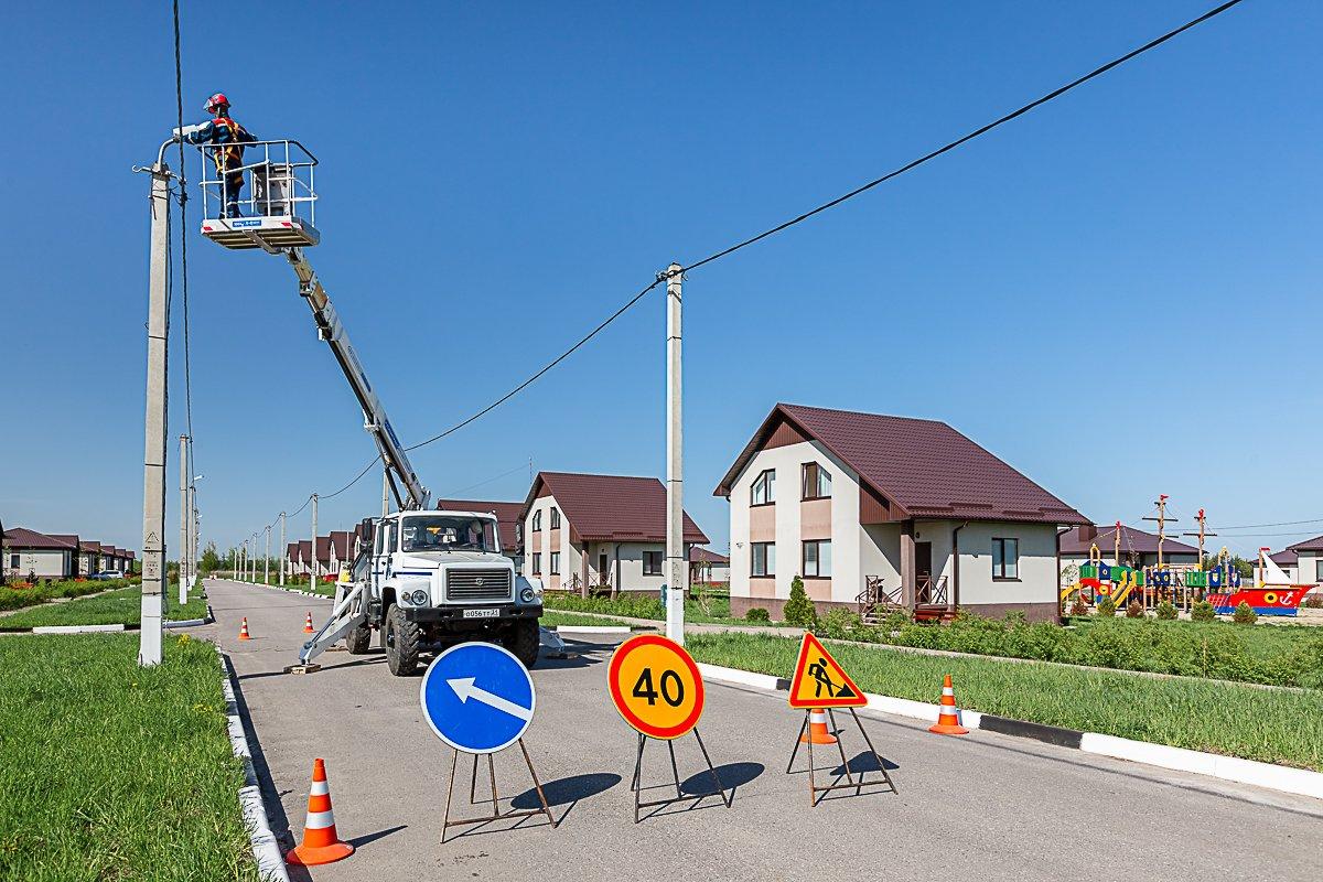 За год в Белгородской области подключат к электричеству 1200 участков ИЖС, фото-1